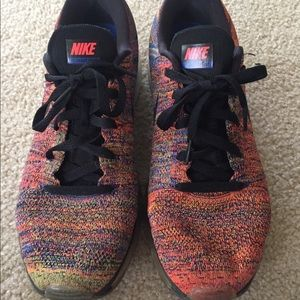 Men's Nike Air Max 360 flyknit size 11